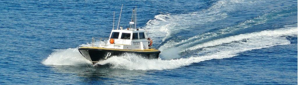pleziervaart met boot