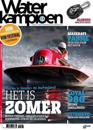 waterkampioen magazine